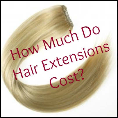 how much do hair extensions cost