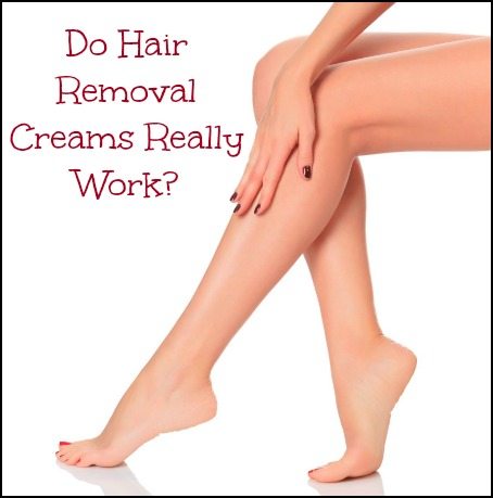 how well does hair removal cream work