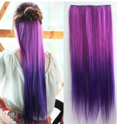 purple ombre hair extensions