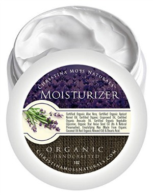 best moisturizer with natural ingredients